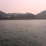 山口県下関市荒田港の堤防でアイナメ・コウイカ釣り